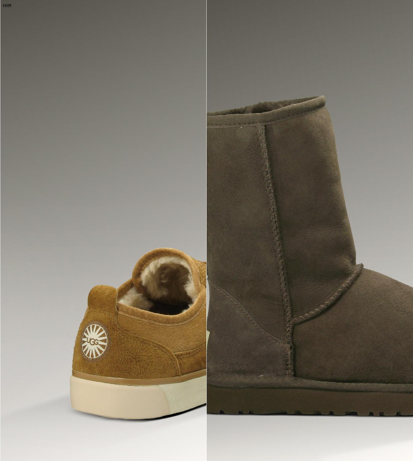 boots style ugg fille