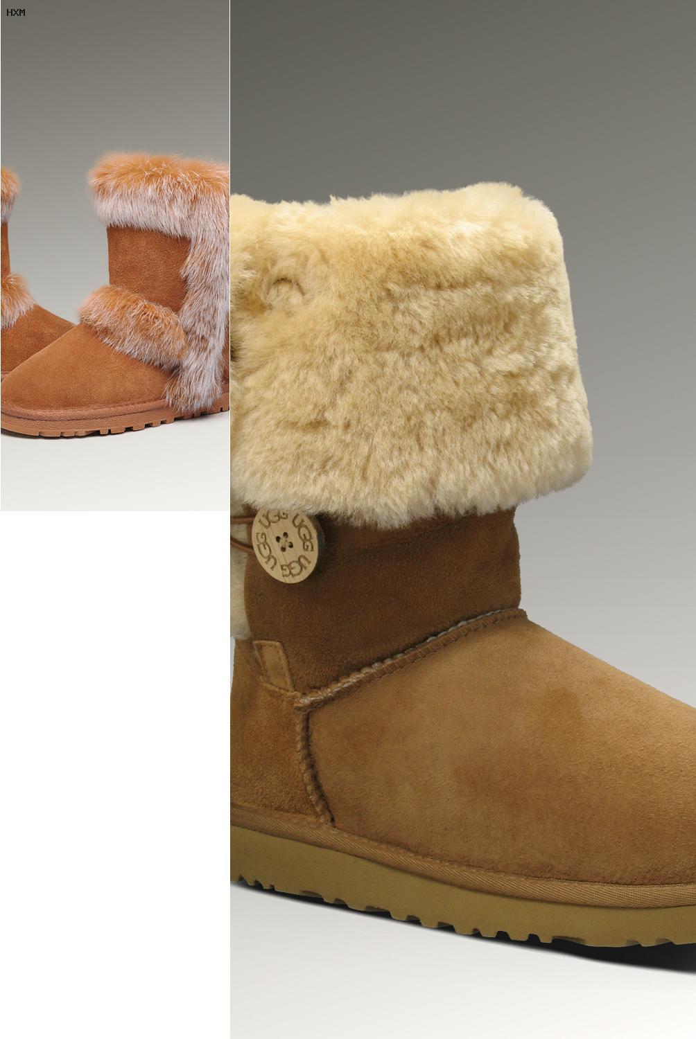chausson homme style ugg