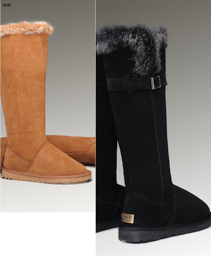 chaussure type ugg pas cher