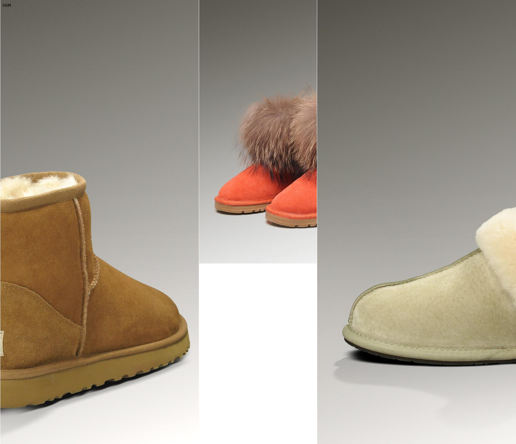 nouvelle ugg compensee