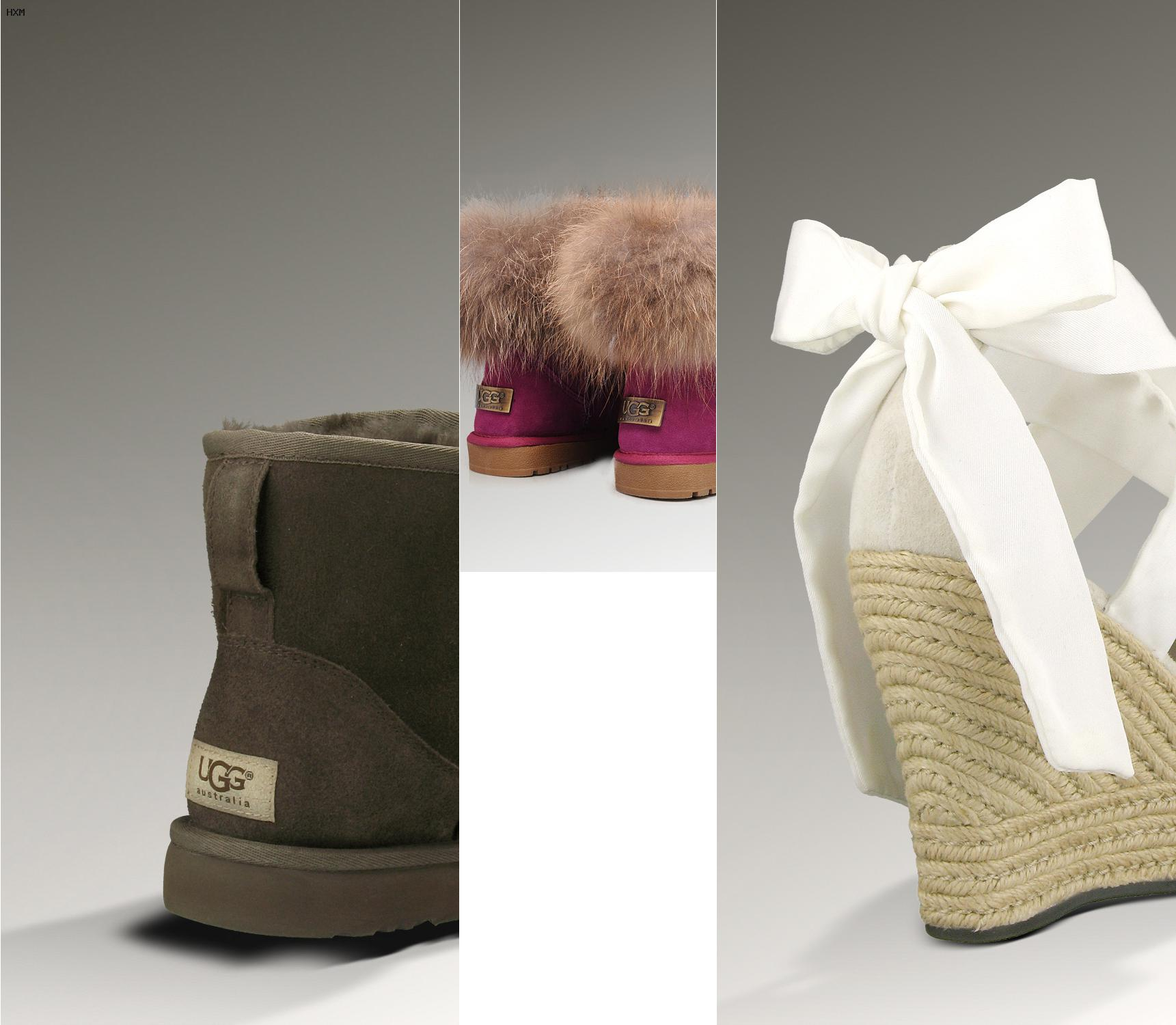 ugg noir taille 39