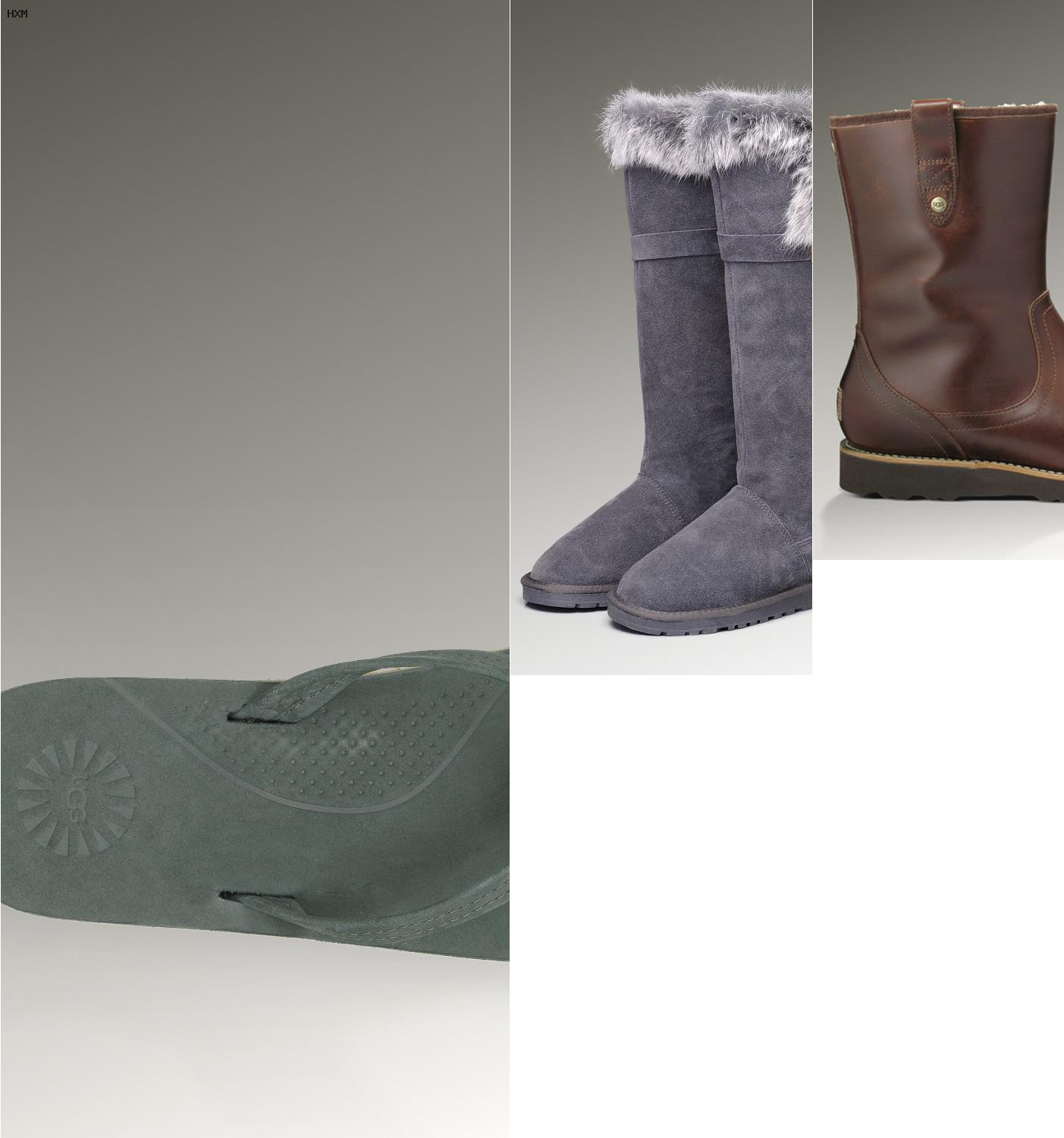 ugg taille grand